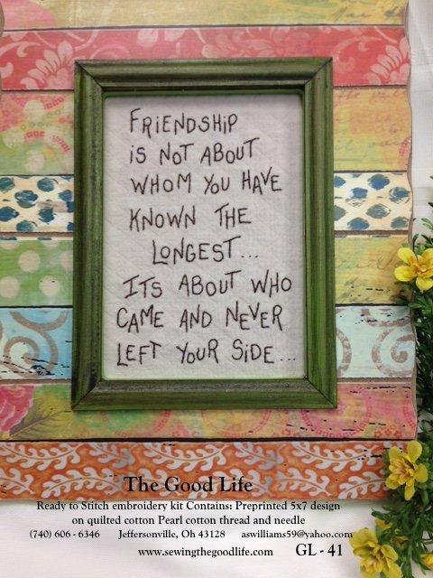 Friendship GL-41