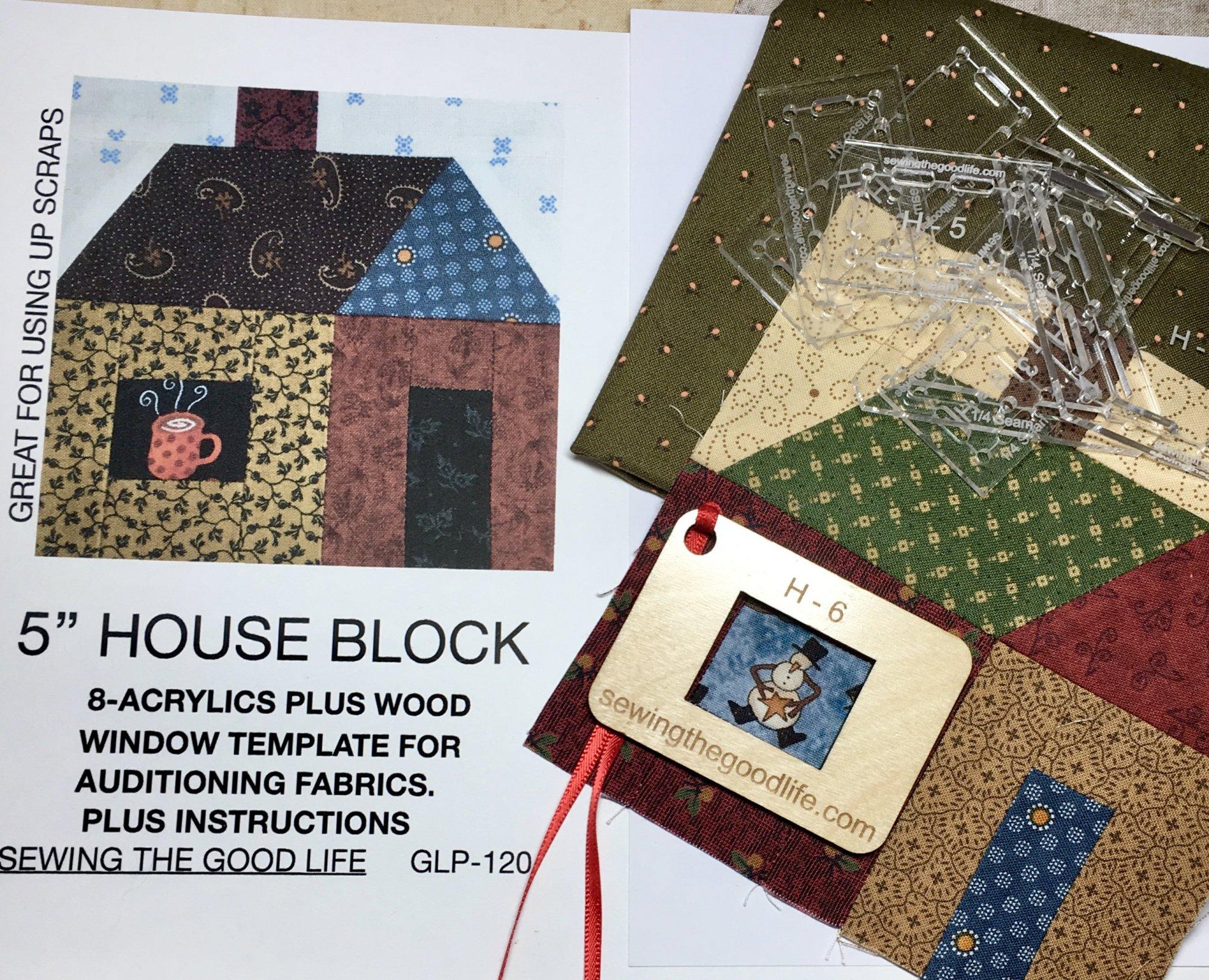 5 HOUSE BLOCK GLPT-120