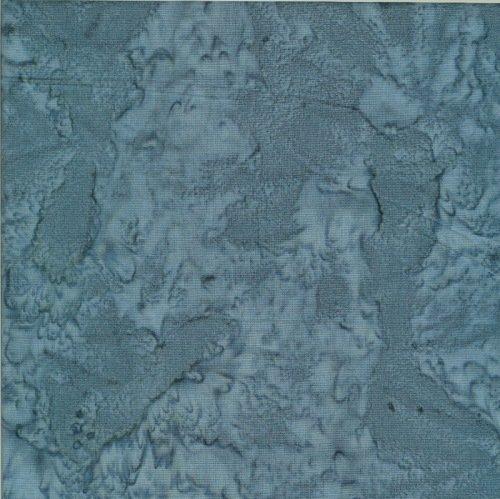 batik blender - dusty blue