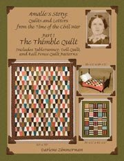 Amalie's Story Part 1 The Thimble Quilt