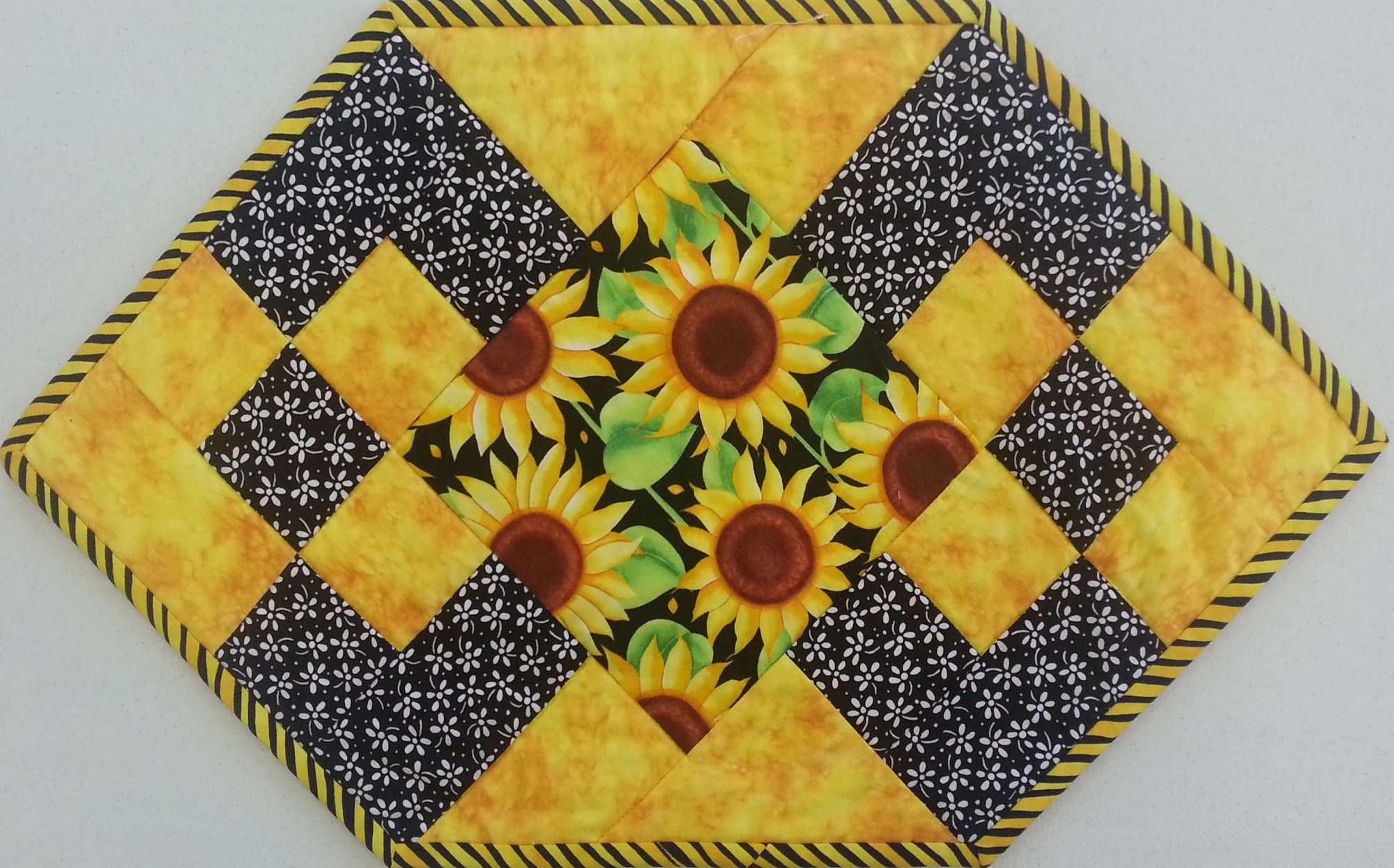 Yellow Placemats Sample (Set of 4)