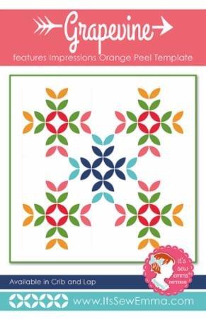 Grapevine pattern 65 x 65