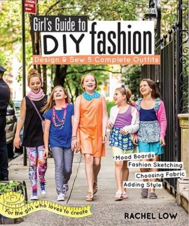 Girls Guide To DIY Fashion