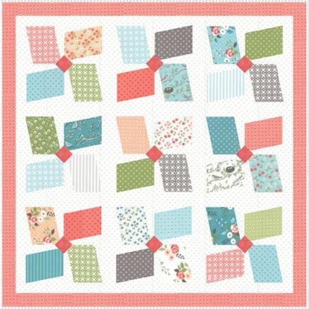 Easy Breezy pattern 82 x 82
