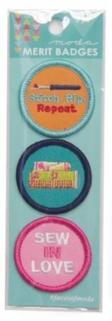 Moda Merit Badge 6
