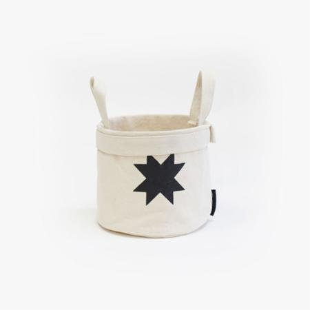 Canvas Basket Small