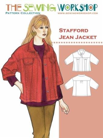 Stafford Jean Jacket