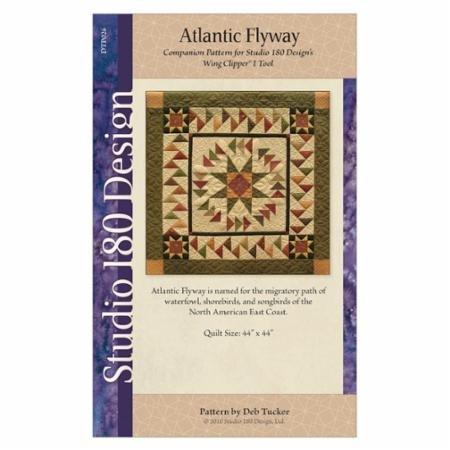 Atlantic Flyway pattern 44 x 44