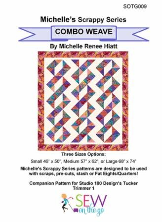 Combo Weave pattern multiple sizes