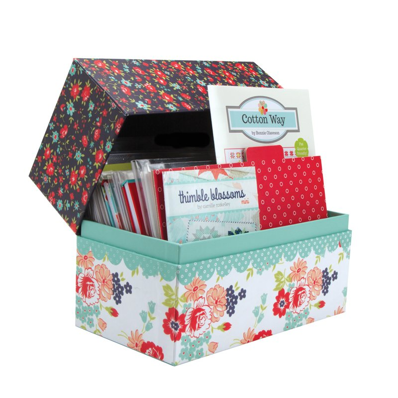 Pattern Box Smitten