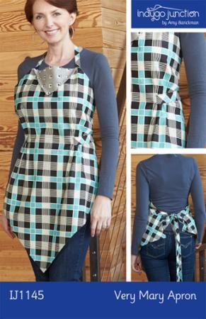 Very Mary Apron Pattern