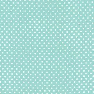45 Dottie Small Dots Aqua