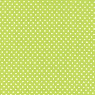 45 Dottie Small Dots Summer Lime