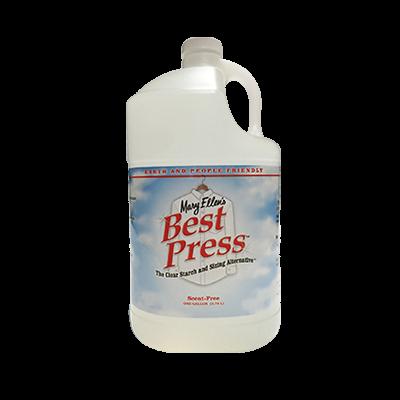 Best Press Refill 1 gallon Scent Free
