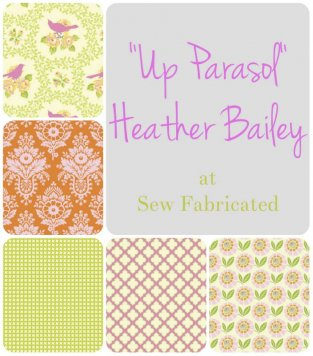 Up Parasol at Sew Fabricated