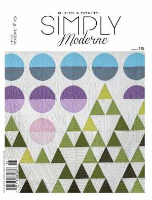 Simply Moderne magazine Issue No. 15