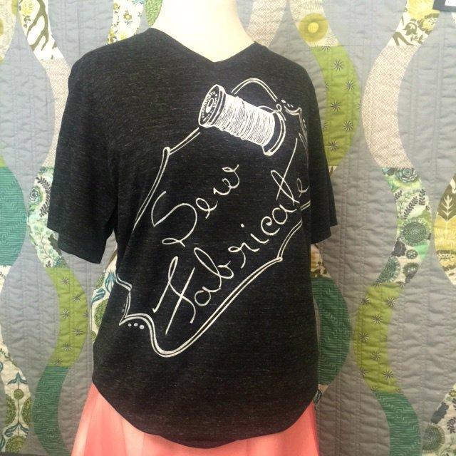 Sew Fab Short Sleeve T-Shirt Original