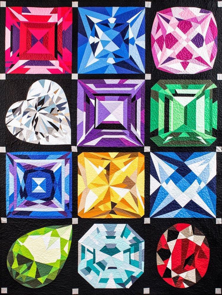 Gemstone Class Fabric Pack