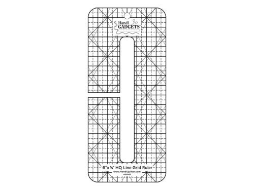 HQ 6x.25 Line Grid Ruler by Handi Quilter