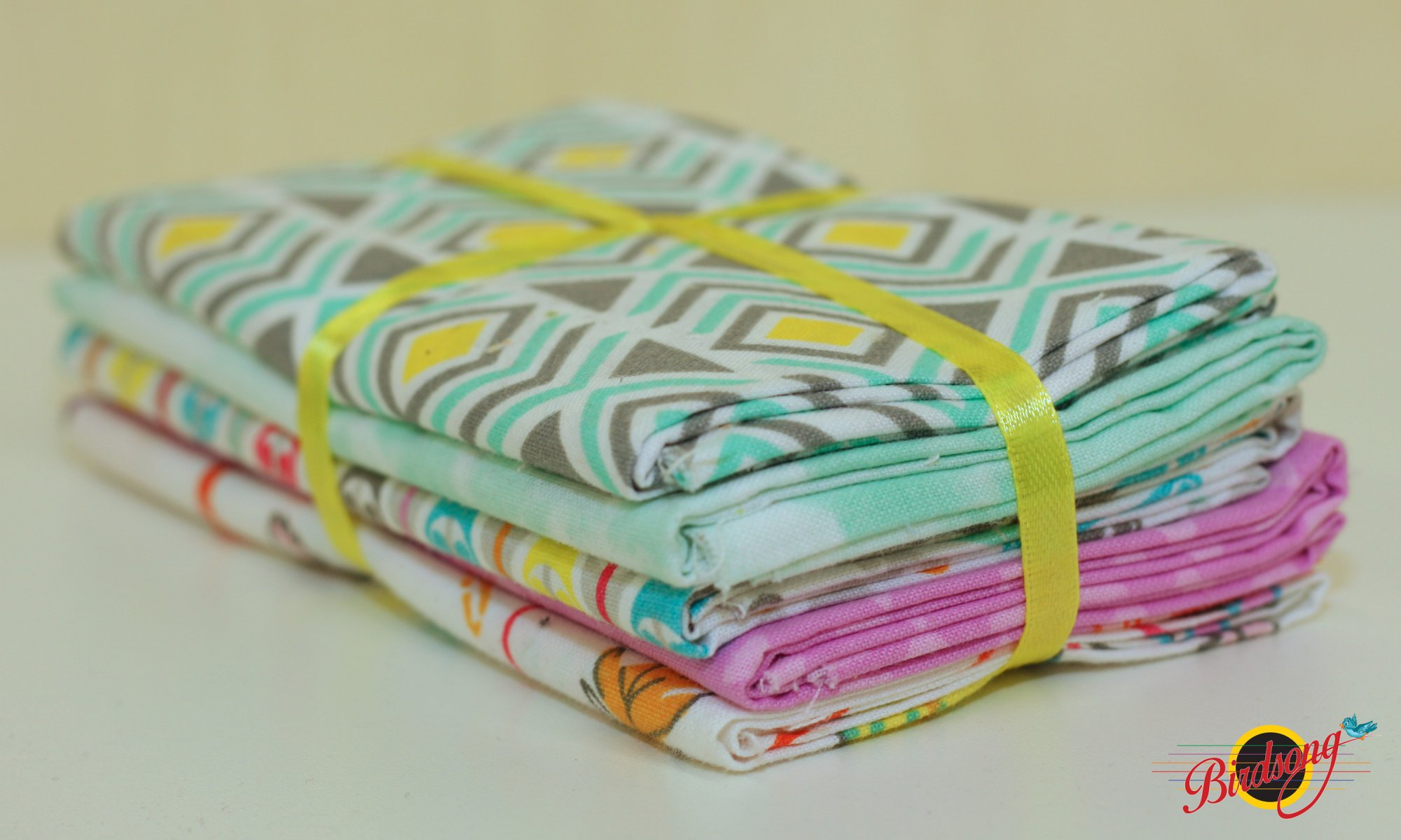 Cholena Fat Quarter Bundle (5- 18 x 21 pieces)