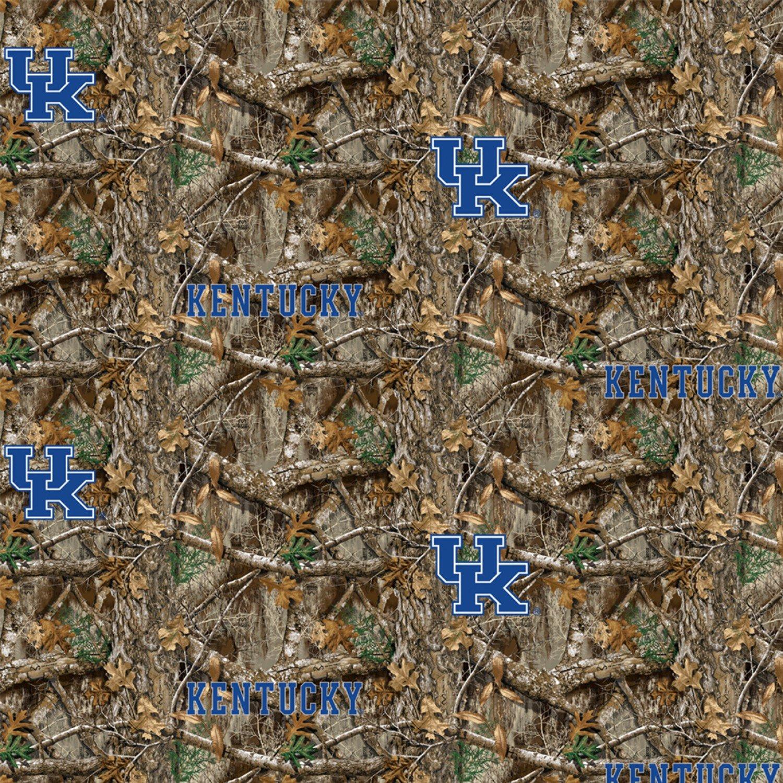 NCAA Realtree Edge Kentucky - KY-1163 (Digitally Printed)