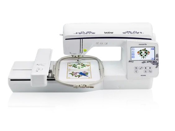 NQ1600E Embroidery Machine - by Brother