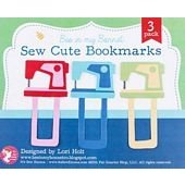 sewing book marks