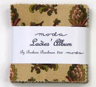 Ladies's Album Mini Charm Pack