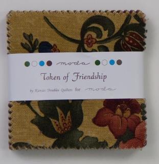 Token of Friendship Mini Charm Pack