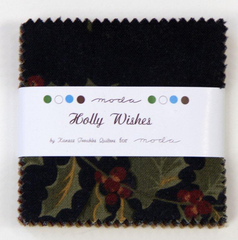 Holly WIshes Mini Charm Pack 9440MC