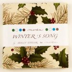Winter's Song Mini Charm Pack