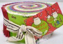 Happy Howlidays Jelly Roll