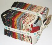 Holly Jolly Snowmen Fat Quarter Bundle