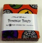 Pumpkin Party Mini Charm Pack