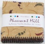 Pheasant Hill Mini Charm Pack