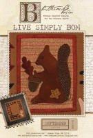 BMB1143 - Live Simply - September - Buttermilk Basin