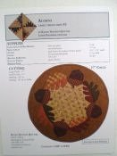 Acorns Table Treats Mini by Kansas Trouble Quilters