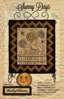 Sweet Stitches Sunny Days - August - Kathy Schmitz