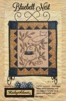 Sweet Stitches Bluebell Nest - June - Kathy Schmitz