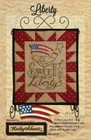 Sweet Stitches Liberty - July - Kathy Schmitz