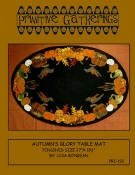 Autums Glory Table Mat by Primitive Gatherings