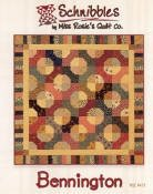 RQC413 Bennington Schnibbles by Miss Rosies Quilt Co