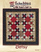 RQC427 Betsy Schnibbles by Miss Rosies Quilt Co