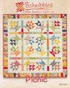 RQC436 Picnic Schnibbles by Miss Rosies Quilt Co