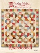 RQC441 Roundabout Schnibbles by Miss Rosies Quilt Co