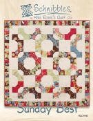 RQC443 Sunday Best Schnibbles by Miss Rosies Quilt Co