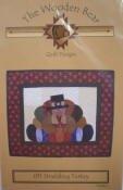 Straddling Turkey by The Wooden Bear