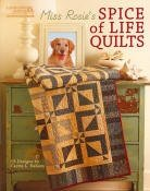 Miss Rosie's Spice of Life Quilts by Carrie Nelson