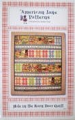 Hole In The Barn Door by American Jane Patterns