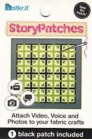 Story Patches (Sew On) by stkr.it